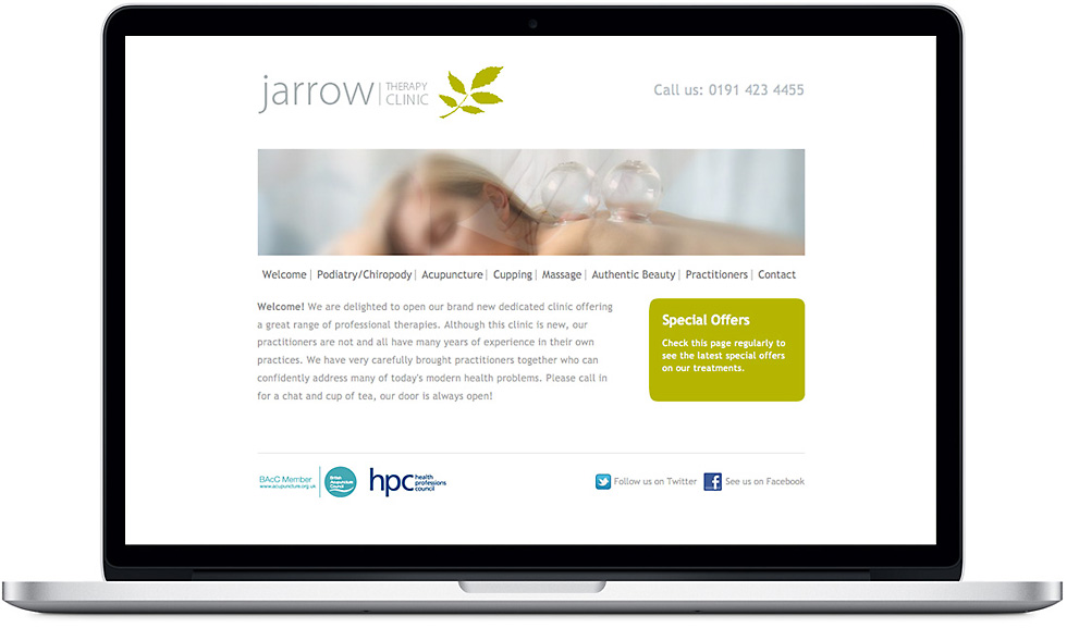Jarrow Therapy Centre