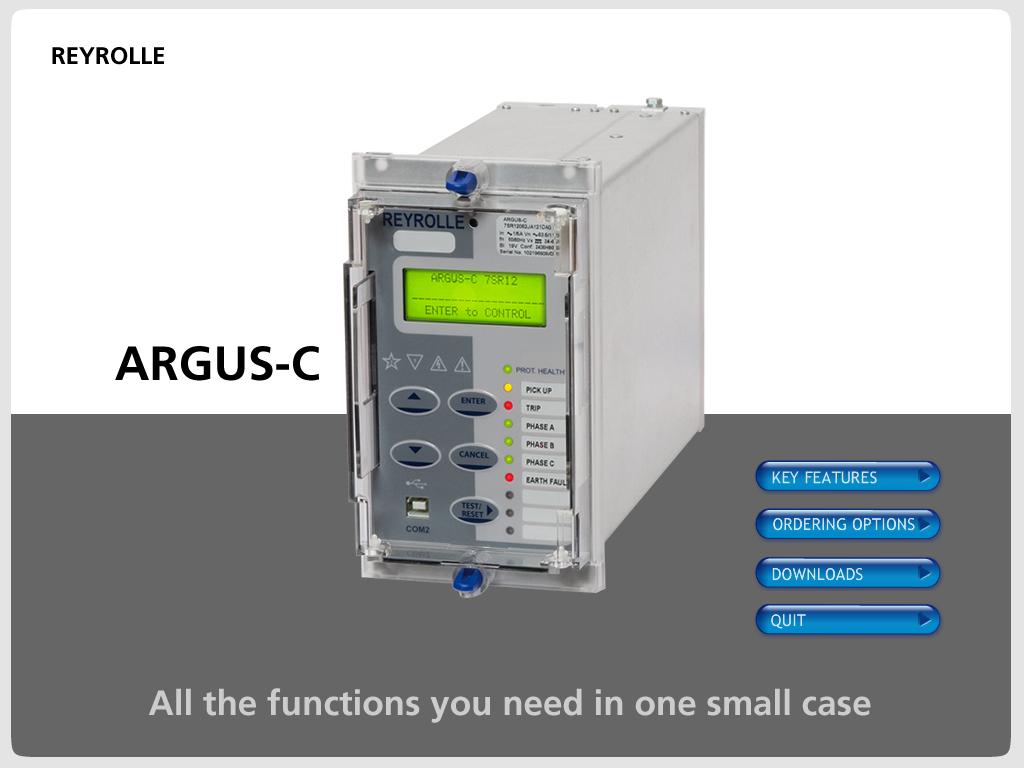 Siemens Argus C mailer